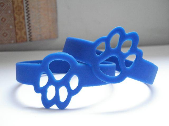 Custom Shaped Silicone Wristbands Custom Made Rubber