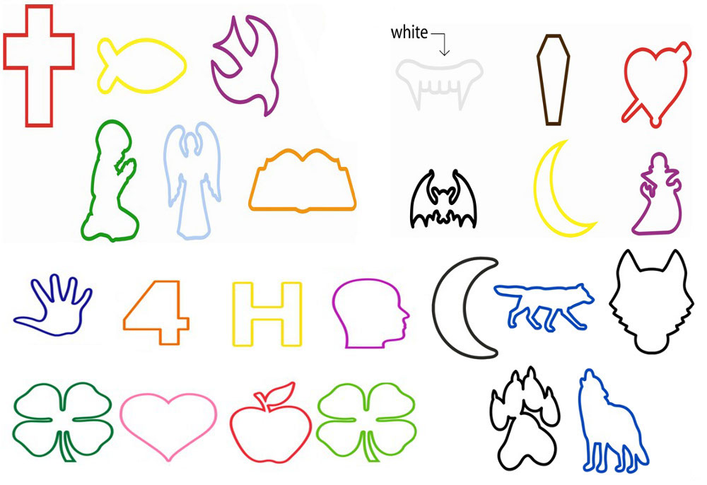 Custom Silly Bands Animal Silicone Wristbands Shaped Rubber Whole China Supplier Manufacturer
